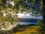 Urquhart Castle  Loch Ness  Lochaber  Scotland