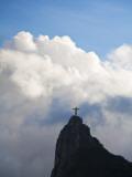 Brazil  Rio De Janeiro  Statue of Christ