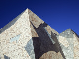 Australia  Victoria  Melbourne; Modern Architecture of Federation Square