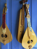 Handmade Musical Instruments  Chania  Crete  Greece