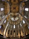 Santa Maria Del Mar Church  Barri Gotic  Barcelona  Spain