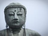 Great Buddha (Daibutsu)  Kamakura  Tokyo  Japan
