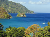The Caribbean  Trinidad and Tobago  Tobago Island