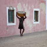Mozambique  Ihla De Moçambique  Stone Town