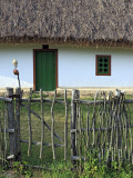Traditional Village House  Subbotov  Cherkasy Oblast  Ukraine