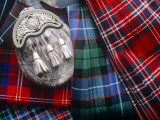Clan Tartans  Inverness  Scotland