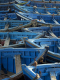 Morocco  Essaouira; the Traditional Fishing Port