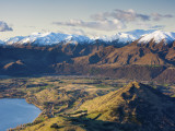 The Remarkables Ski Field Towards Arrowtown  Queenstown  Central Otago  South Island  New Zealand