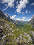 Trollstigen (The Troll Ladder)  More Og Romsdal  Romsdal  Norway