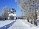 St; Transfiguration Cathedral (1670)  Belozersk  Vologda Region  Russia