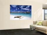 Beach at Bora Bora Nui Resort  Bora Bora  French Polynesia