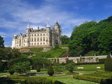 Dunrobin Castle  Golspie  Scotland; it Dates in Part from the Early 1300S