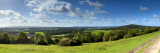 North Downs from Newlands Corner  Nr; Guildford  Surrey  England