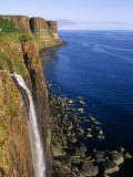 Kilt Rock  Isle of Skye  Scotland