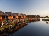 Myanmar  Inle Lake; Golden Island Cottages