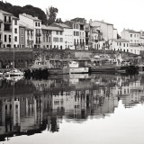 Port Vendres Black and White