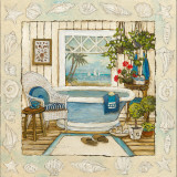 Sea Breeze Bath I
