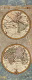 World Map Panel I