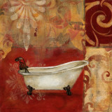 Scarlet Bath II