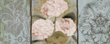 Pink Hydrangeas Panel I