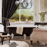Chandelier Bath II