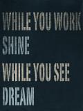 While I