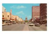 Street Scene  Austin  Texas