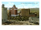 San Jacinto Plaza  El Paso  Texas