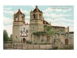 Concepcion de Acuna Mission  San Antonio  Texas