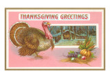 Greetings  Turkey and Cabin