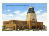 Terminal Building  Municipal Airport  El Paso  Texas