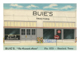 Buie's Tractors  Stamford  Texas