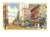 Gay Street  Knoxville  Tennessee