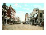 Alamo Street  San Antonio  Texas