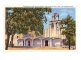 Mission San Juan de Capistrano  San Antonio  Texas