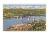 Walnut Street Bridge  Chattanooga  Tennessee