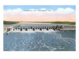 Chickamauga Dam  Chattanooga  Tennessee