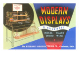 Advertisement for Display Equipment