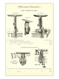 Advertisement for Saw Clamps