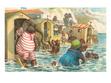 Animals in Bathing Machines