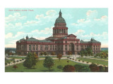 State Capitol at Austin  Texas