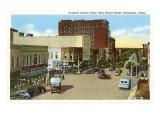 Business District  Texarkana Texas