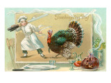 Chef Leading Turkey