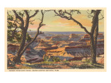 Sunset from Hopi Point  Grand Canyon