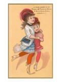 Victorian Sisters Dancing