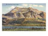 Mt Cristo Rey  El Paso  Texas