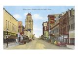 Texas Street  El Paso  Texas