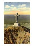 Christ the King Statue  El Paso  Texas