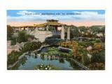 Brackenridge Park  San Antonio  Texas