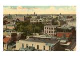 Overview of San Antonio  Texas